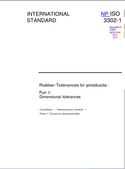 Rubber-Tolerances for products